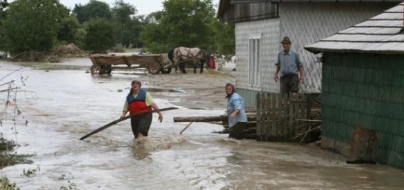 Vine potopul. Pericol de inundații severe