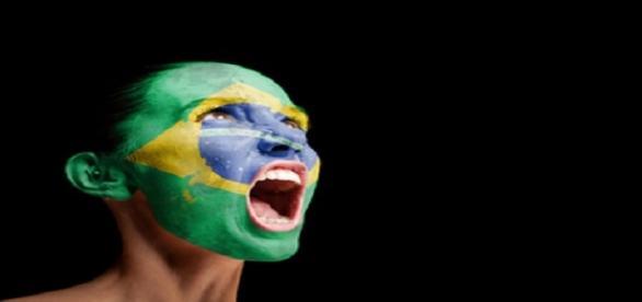 Brasileiros gritam por dias melhores