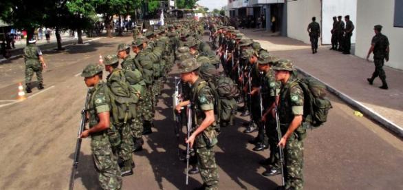 Exército divulga nova seleção com diversas vagas