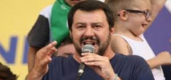 Il discorso di Salvini a Ponte di Legno