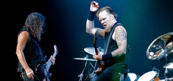 Metallica faz show no Rock in Rio em setembro.