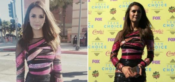 Teen Choice Awards: Nina Dobrev de Vampire Diaries