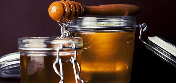 Descubra o bem que o mel te faz.