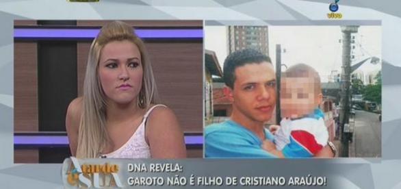 Garoto não é filho de Cristiano Araújo