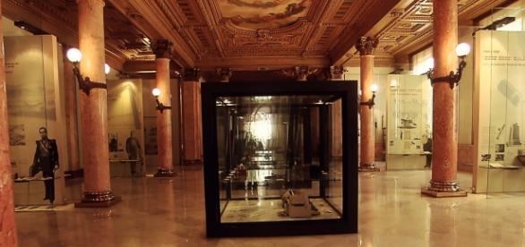 Museo del Telégrafo, arte e historia