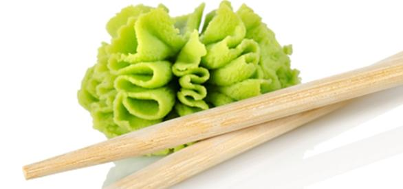 Os benefícios do wasabi para a saúde.