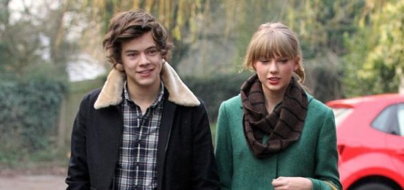 Os dois artistas namoraram durante pouco tempo.