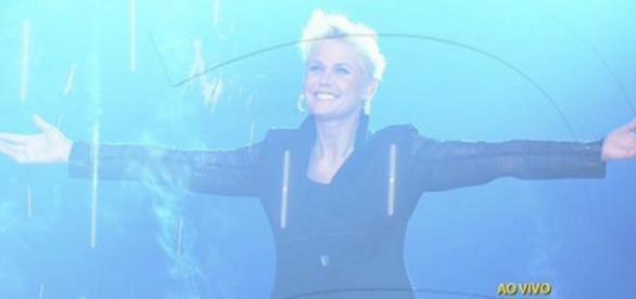 Xuxa 'quebra' a net e é a mais comentada do mundo