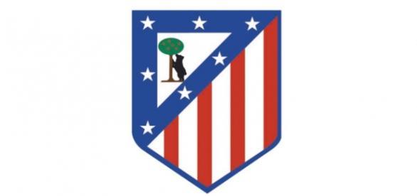 Imagen del escudo del Atlético