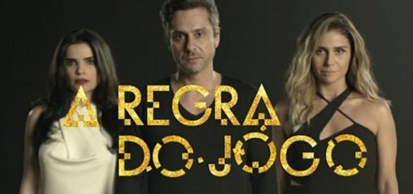 """Chama de """"A Regra do Jogo"""" - Foto: Rede Globo"""