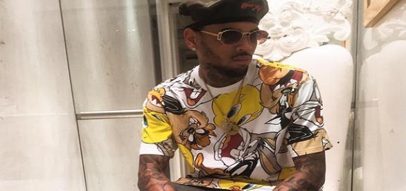 Chris Brown liebt Rihanna noch immer!