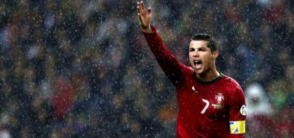 Cristiano Ronaldo insultou a FIFA.