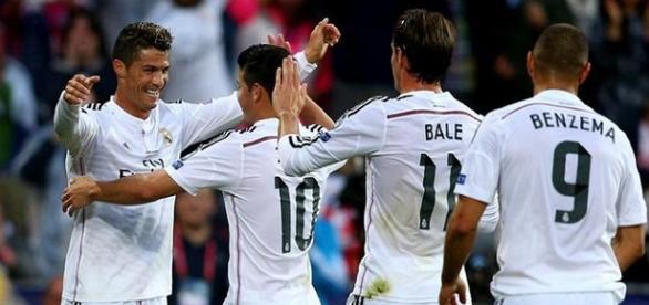 El Real Madrid afronta la Liga con ilusión.