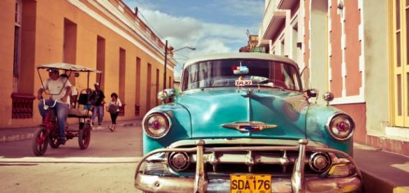 Fotografía en la Habana, Cuba.