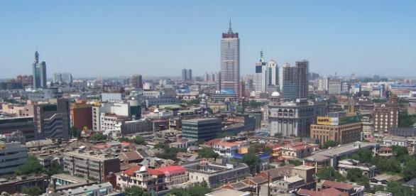 Gran explosión en la ciudad Tianjin