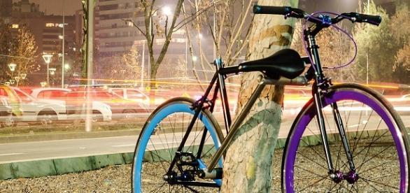 Proiectul Yerka inseamna bicicleta antifurt
