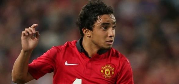 Rafael da Silva whose during the 2013-14 season