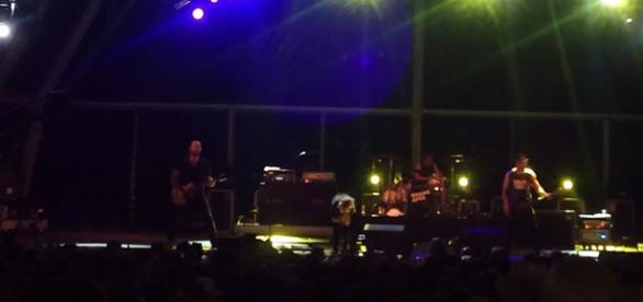 Guano Apes a actuar no Festival do Crato 2015