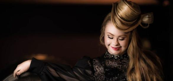 Madeline Stuart desfilará na semana de moda de NY