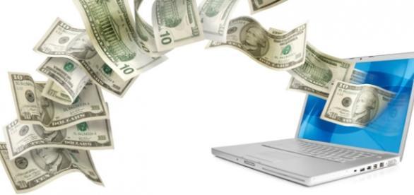 O dinheiro da internet esta perto de você