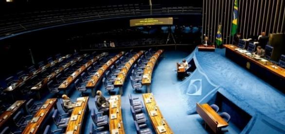Plenário do Senado Federal/DF.