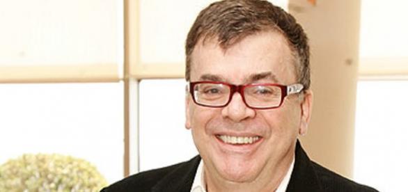Walcyr Carrasco, autor de Verdades Secretas.