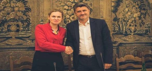 Barbara Nowacka, współprzewodnicząca TR