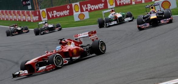 circuito de Spa-Francorchamps.