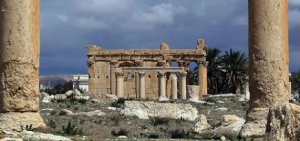 El Estado Islámico ataca el templo de Baal