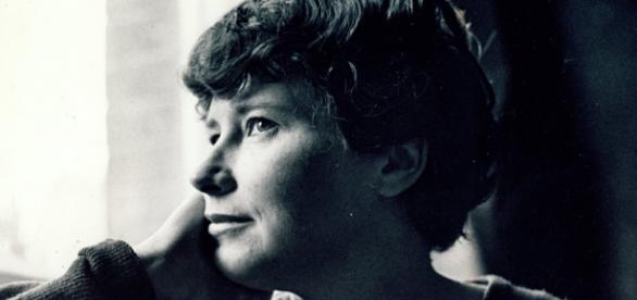 Fotografia de Doris Lessing em 1962