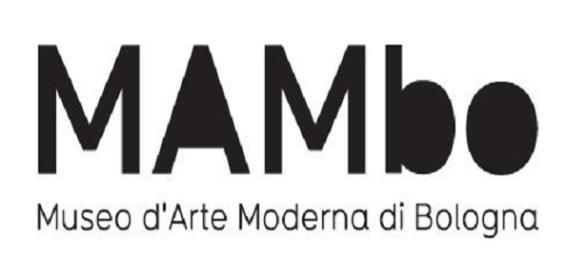 Il logo del Museo d'Arte Moderna di Bologna
