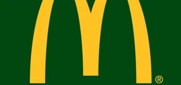 Logo McDonald's, restaurante fast-food