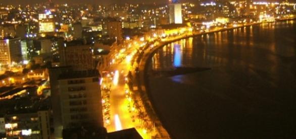 Luanda Capital de Angola - África