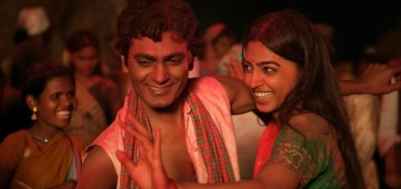 Nawazuddin and Radhika make a good pair