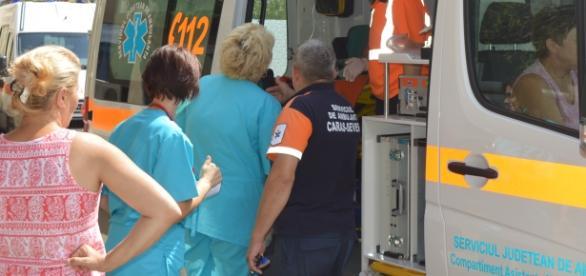 Poliţistul trebuia transferat la un alt spital