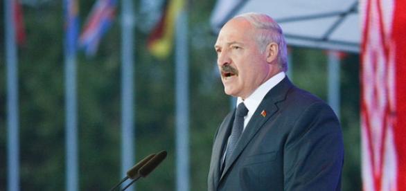 Prezydent Białorusi Alaksandr Łukaszenka.