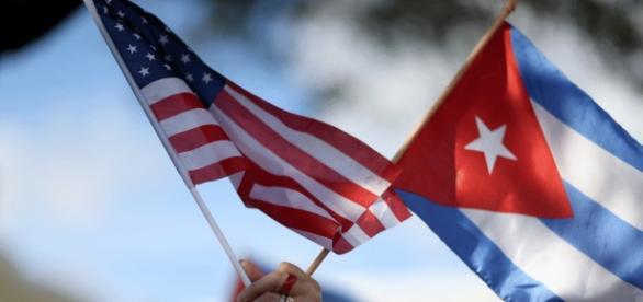 Relación entre Cuba y Estados Unidos de Norte