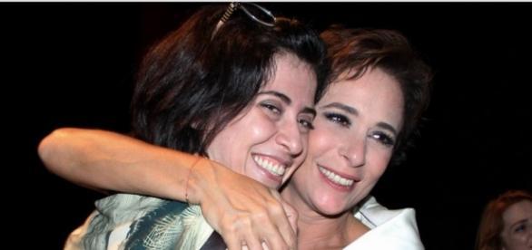 Andrea Beltrão diz que quer sumir após seriado