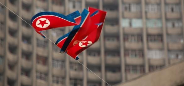 As duas coreias andam em tensões há anos.