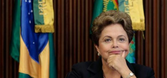 Dilma não assume responsabilidade pela crise.