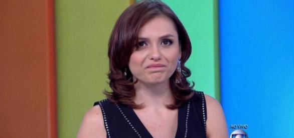 Monica Iozzi critica Vídeo Show