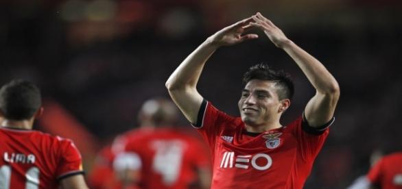 Nicolás Gaitán pode ficar até Janeiro.