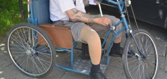Osobom na wózkach jest najtrudniej