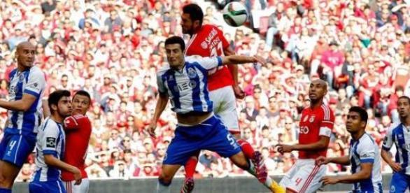 Rivalidade entre FC Porto e Benfica já mexe
