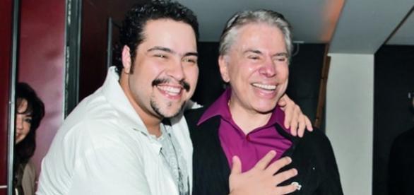 Silvio Santos pede que neto saia da Globo