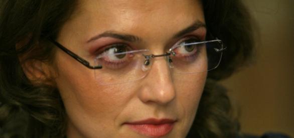 Alina Gorghiu, copreşedinte PNL (Foto: cotidianul)