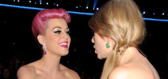 Katy Perry prepara a resposta a Taylor.
