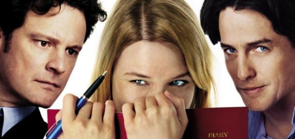"""""""O Diário de Bridget Jones"""" Comédia Romântica"""