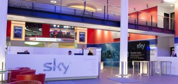 Sky-Zentrale in Unterföhrung, Fotos: Sky