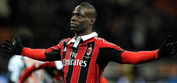 Balotelli deverá estar de regresso ao AC Milan